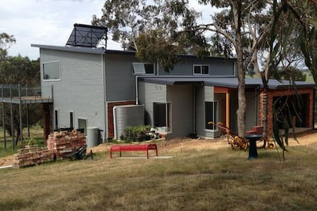 A modern house in a country setting - Kilmore East - Haus