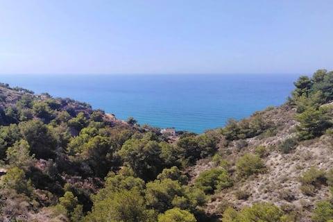 Mirador del Cañuelo amazing sea views and nature