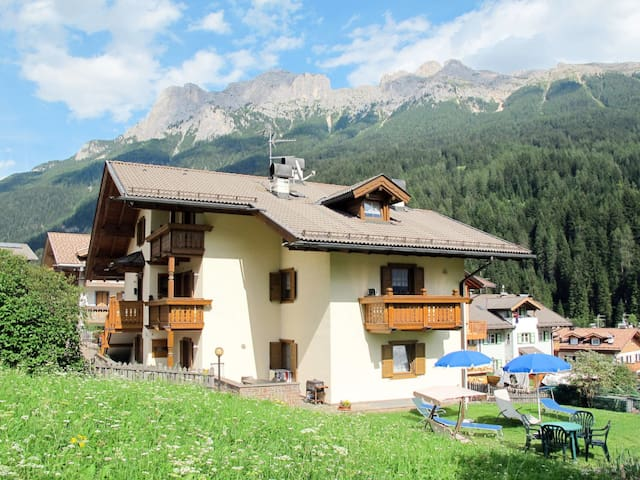 Holiday apartment Carmen in Soraga di Fassa