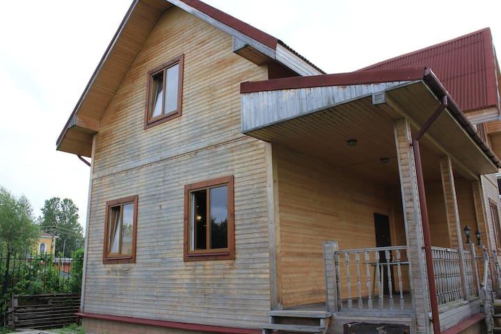 загородный дом - Petergof - Huoneisto