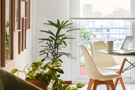Nikola | Departamento luminoso y de diseño en BA