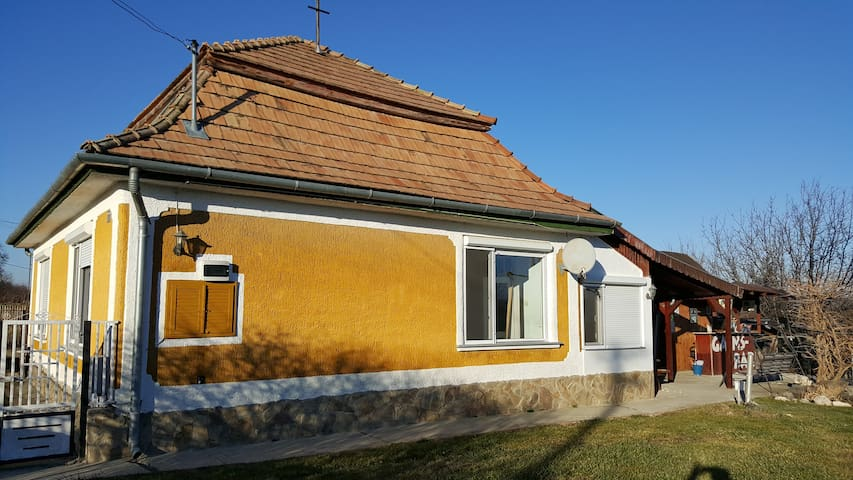 Village holiday house