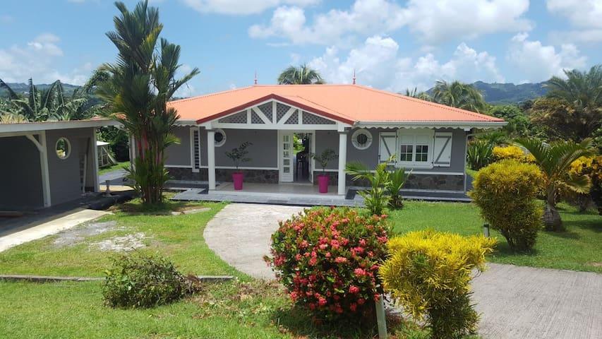 Villa d'exception...un Soupçon de Paradis