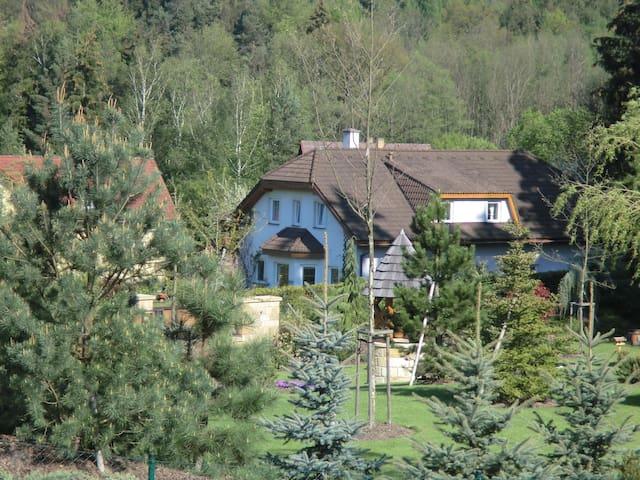 Apartmán v ráji (Českém) - Zámostí-Blata - Huis