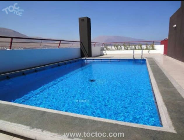 Departamento con vista al mar - Iquique - Apartment