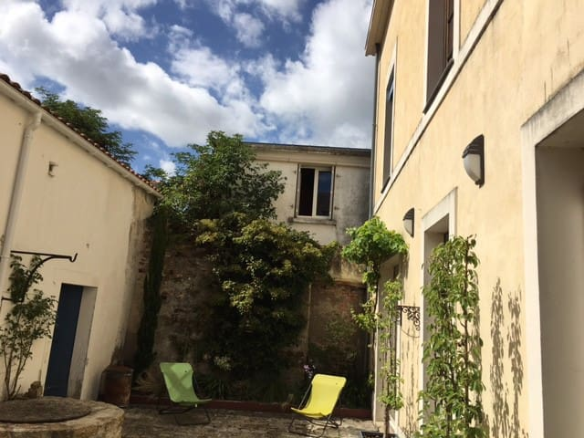 Le Pellerin 44 Charme et calme des Bords de Loire