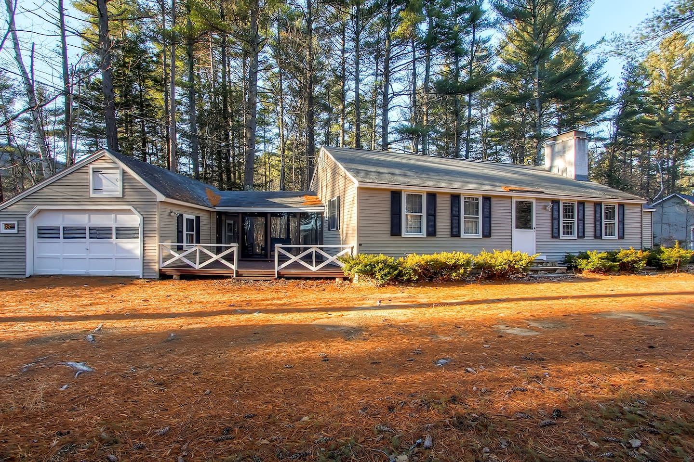 A wonderful mountain getaway awaits at this cozy North Conway vacation rental!