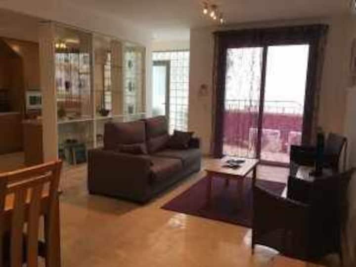 Apartamento com piscina Tavira