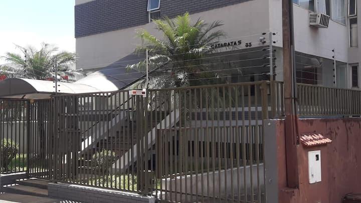 Apartamento no Centro de Foz do Iguaçu.