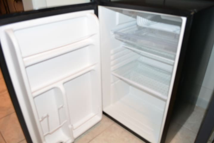A Right-Sized Fridge with Small Freezer Area