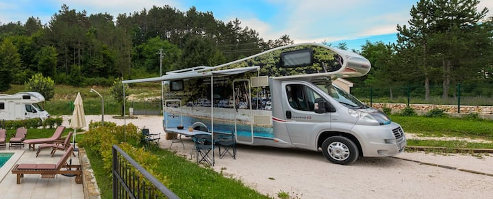 CAMPER FIATDUCATO GENESIS63 for unforgettable trip