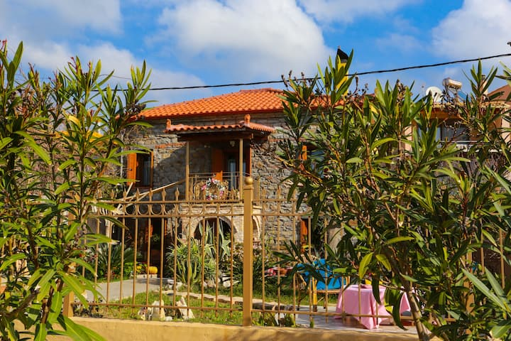 Melanthia Beachfront House