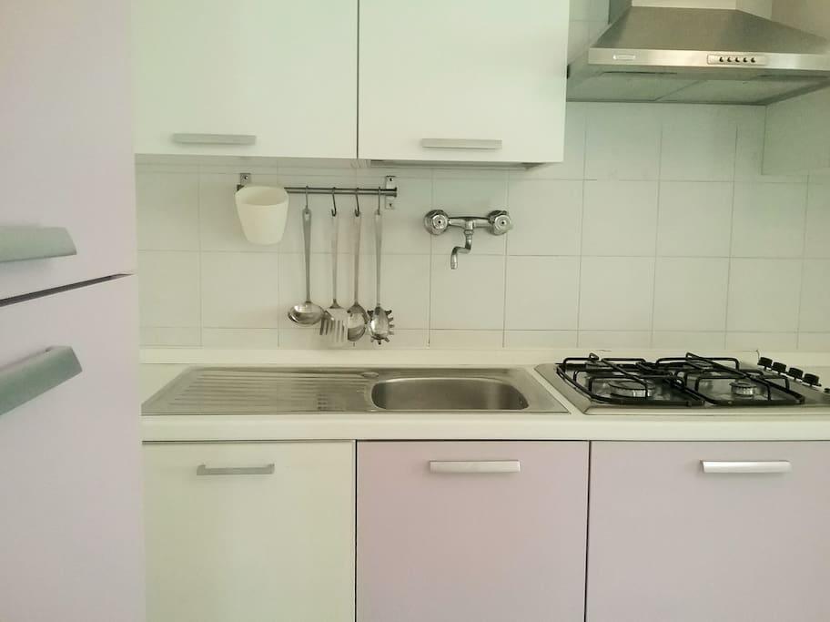 Cucina -Dettaglio
