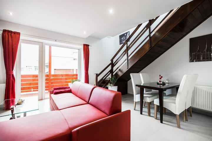 Penzion, Apartments, Benešova 6, KH - Kutná Hora - Apartamento