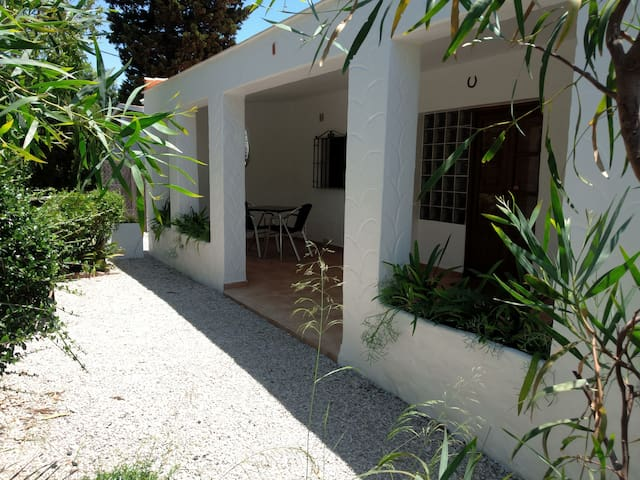 CASA AMBAR 75 m² with Pool, Bicycle and Kayak.