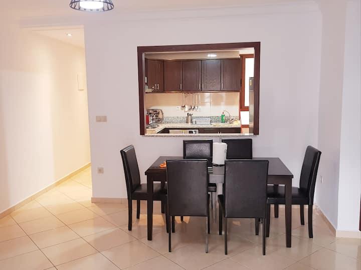 Appartement Al Massira Au Centre Ville