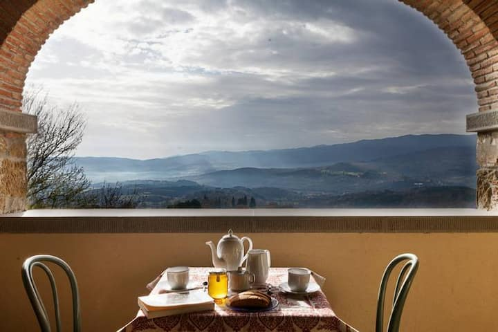 Il Castagno - two rooms apartment  2+2 people