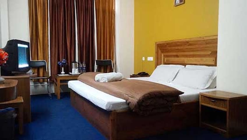 Private Room in Mall Road, Manali