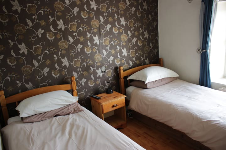 The Plough Inn - Twin Room