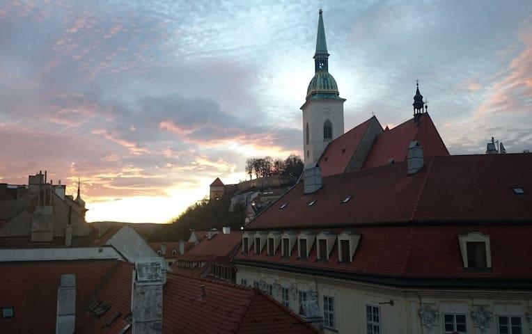 Heart of bratislava! - Bratislava - Huoneisto