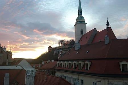 Heart of bratislava! - Bratislava - Daire
