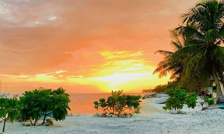 Chez Sand 2 (Villa vue sur le lagon)