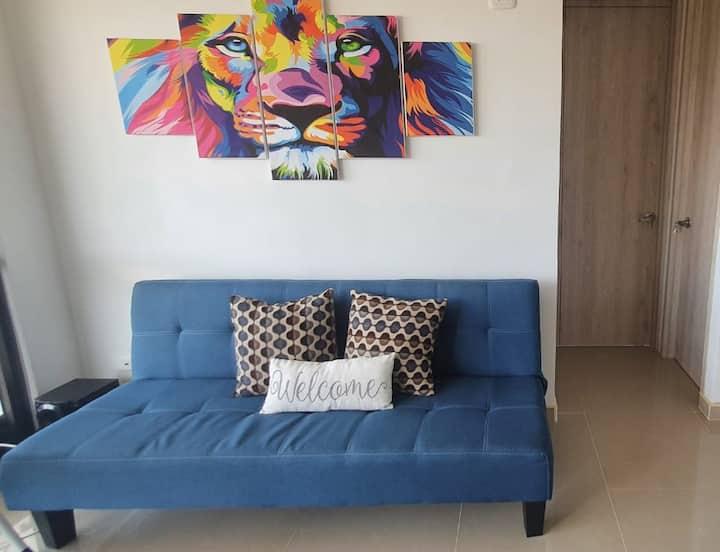 Hermoso apartamento en Hacienda Penalisa -Girardot