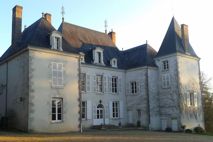 Château de Beaumont (Cour-Cheverny)
