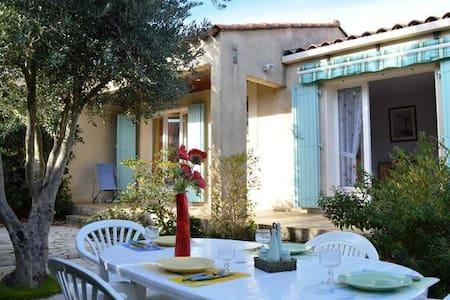 Villa de 60m2 avec terrain de 250m2 - Bormes-les-Mimosas - Rumah