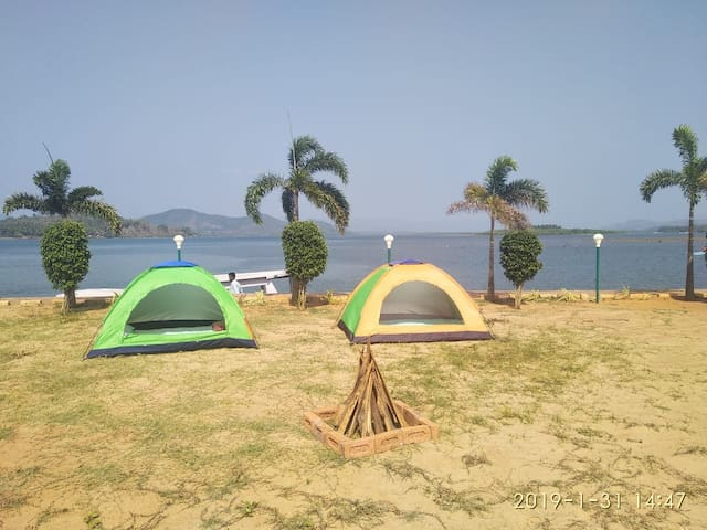 Kali River Garden Camping Basic Tents
