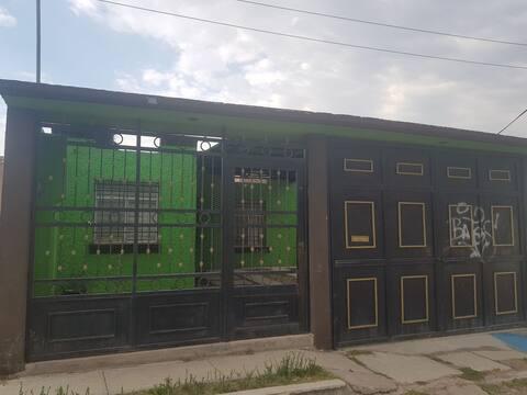 Casa para  fiestas de julio Santiago Papasquiaro