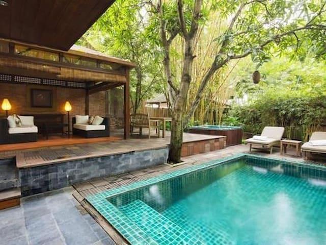 Lovely Pool Villa on Saigon River!