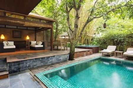 Lovely Pool Villa on Saigon River! - Hô-Chi-Minh-Ville