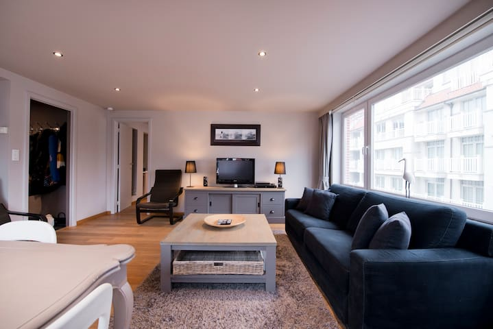 Bel appartement 1 ch.avec garage - Knokke-Heist - Apartmen
