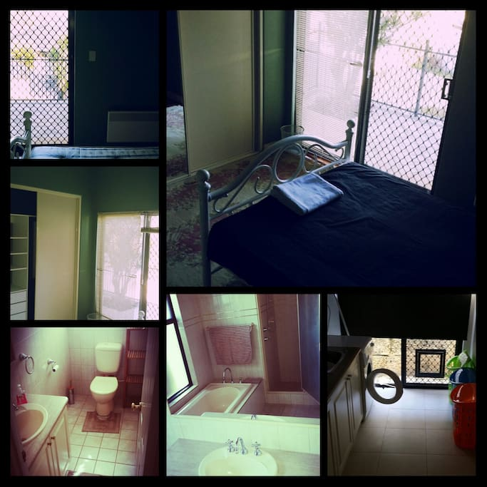 Room in a spacious and modern Dianella family home for rent.