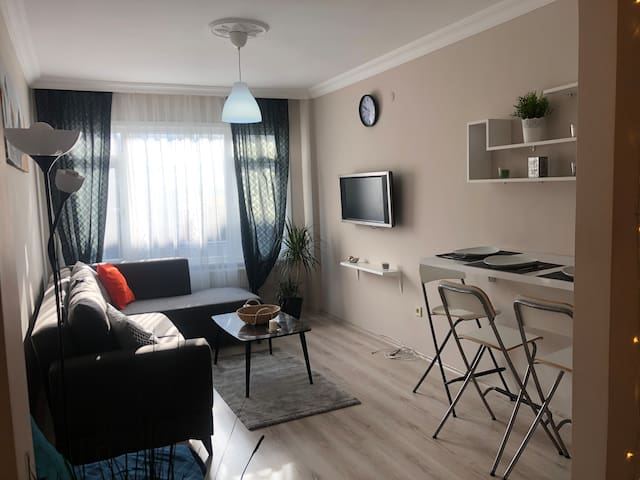 Fancy Apartment in the Heart of Ortaköy / Beşiktaş
