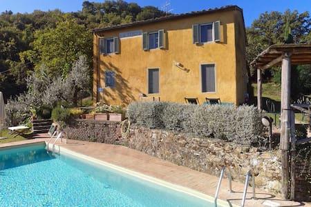 Costa. the ideal Tuscan hideaway - Bucine - Villa