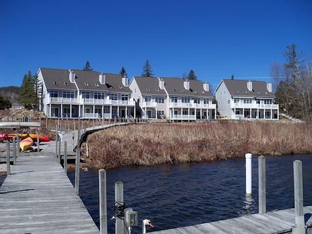 Boyer Hanley Lake Condo - Central Lake - Wohnung