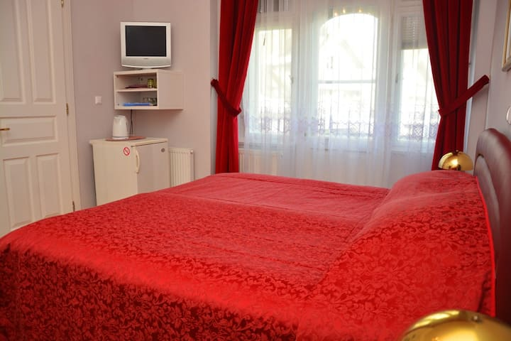Lovely room in Art Nouveau Vila Ana - Bled - Bed & Breakfast
