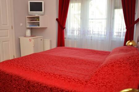 Lovely room in Art Nouveau Vila Ana - Bled - Bed & Breakfast