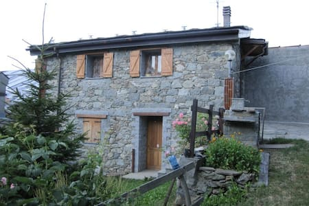 Monolocale a mille metri su Aosta - Meylan - Apartment