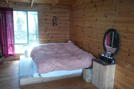 Cozy wooden cabin in the Galilee - Galilee - Cabin - 1