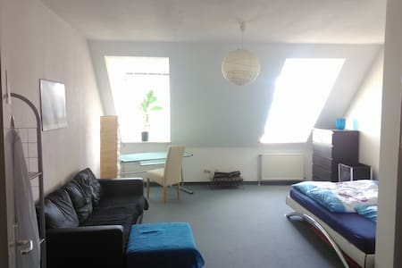 Friendly spacious room in central Munich - München