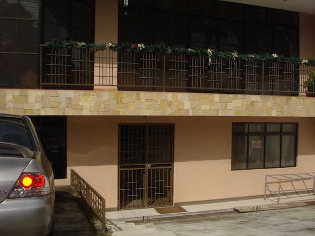 efficience apartment - Turrialba - Huoneisto