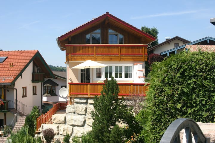 Prachtige 5 sterren vakantiewoning - Ruhpolding - Hus