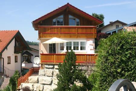 Prachtige 5 sterren vakantiewoning - Ruhpolding - Casa