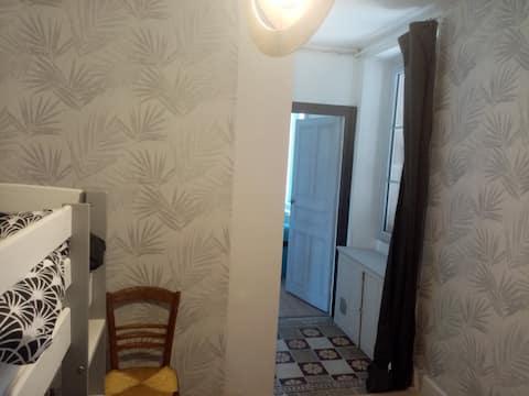 Appartement meublé  aux portes du Morvan