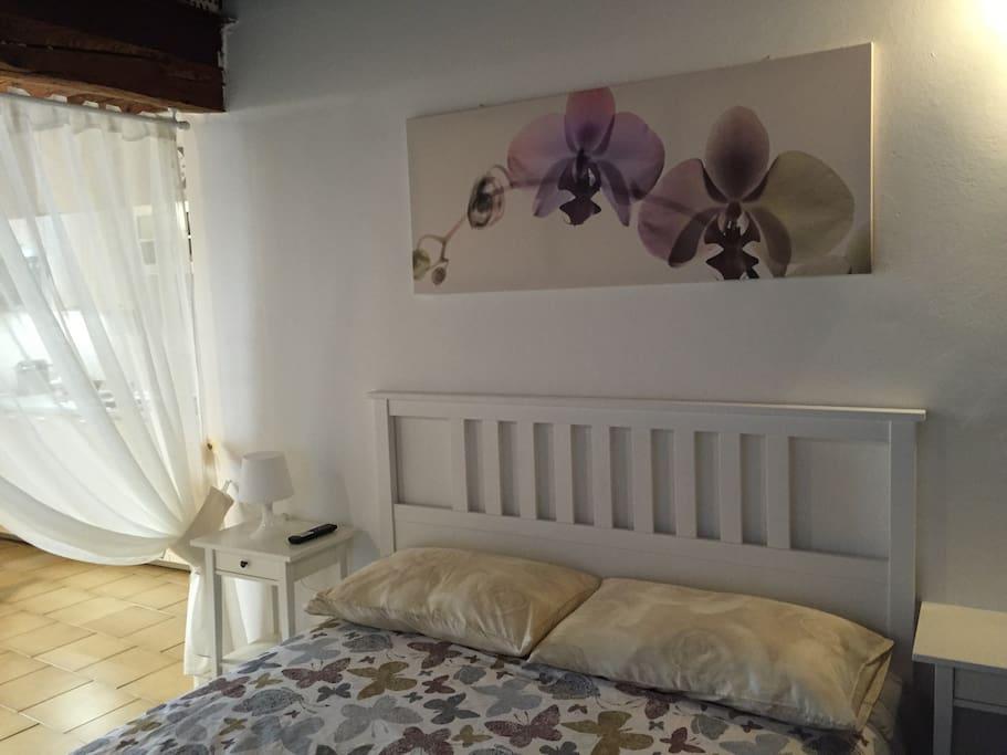 camera zona letto