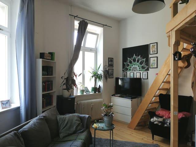 Großes schönes Zimmer zentral in Marburg
