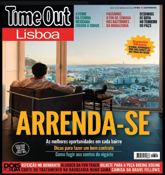 If Time Out liked it, you will like it too!!! ;)